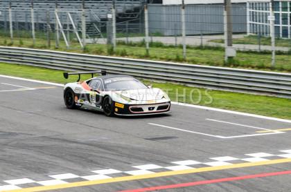 Ferrari Challenge Monza 2014